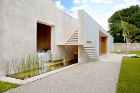 Modern White Concrete House Design Best Invention Exterior Paint - House designs interior and exterior