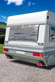Brunner Caravan Wohnwagen Fenster Außen Iso Thermo Matte Amazonde