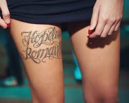 красивые женские татуировки и их расположение на теле фото