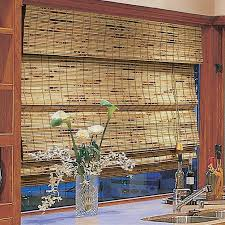 curtains for sliding glass doors bed bath and beyond awesome bamboo roman shades for the indoor