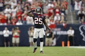 Houston Texans Inactives Kareem Jackson Arian Foster