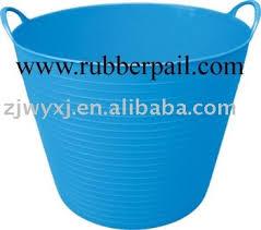 garden bucket. PE Garden Bucket,plastic Flexible Bucket,baby Bathing Tub,REACH Bucket