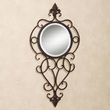 Small Picture decorations Cool Metal Wall Decor as Home Decorations Round Wall