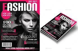 Magazines Cover Design 62 Best Magazine Cover Templates And Mockups 2018 Psd Indesign