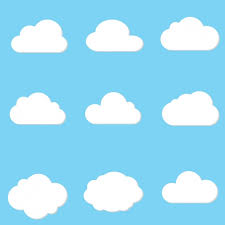 Clouds Design Cloud Designs Collection Vector Free Download