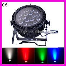 dj lighting equipment 18x15 led par light rgbaw uv 6in1 waterproof led stage par light waterproof led stage par light dj lighting equipment 18x15 led