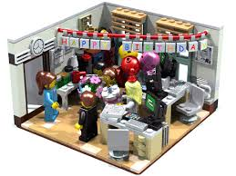 lego office. Birthday Party At Office Lego