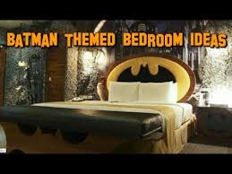Batman Bedroom Ideas for Your Little Superheroes