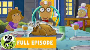 Arthur MOVIE | An Arthur Thanksgiving | PBS KIDS | WPBS | Serving Northern  New York and Eastern Ontario