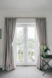 Balcony door curtains Curtain Panel Guide To Hanging Curtains with Laura Ashley Pinterest Image Result For Sliding Door Curtains Decorating Doors