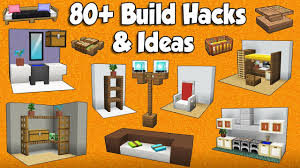 Minecraft Building Designs Step By Step 80 Minecraft Build Hacks And Ideas