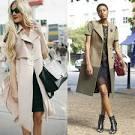 Модный фасон пальто на осень 2017 24