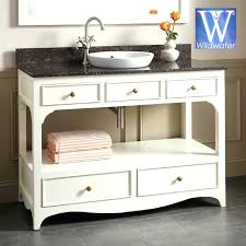 Vanities Featuring An Antique White Finish And Plenty Of Space To House  Your Belongings The