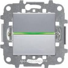 N2202 PL-N2192 RJ - Выключатель <b>1</b>-<b>клавишный</b> проходной с ...