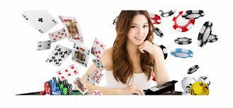 Online Casino Girl Transparent   Transparent PNG Download #3757347 - Vippng