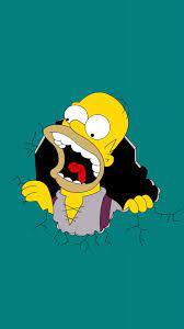 Homer Simpsons Wallpaper iPhone ...
