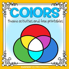 Coloring can be quite a recreational activity for your children moreover coloring can also bring some physical. Colors Theme Activities And Printables For Preschool And Kindergarten Kidsparkz