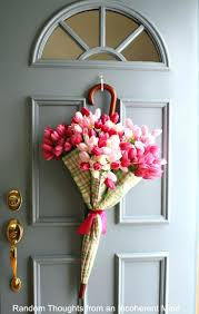 initial wreaths for front doorFall Front Door Decor Pinterest Best Ideas Letter Wreaths Spring