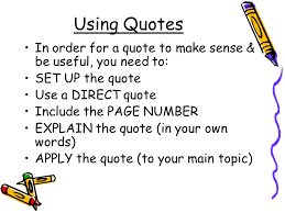 essay writing using quotes image titled quote poetry in an essay step