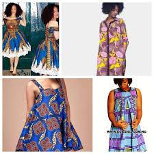 Best Kitenge Dress Designs