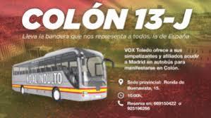 """Vente a la manifestación de """"Unión 78"""" contra los indultos a los golpistas!"""