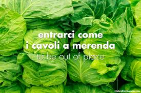 food idioms in other languages oxfordwords blog cabbage language italian