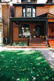 Modern Landscape Design Toronto Our Modern Toronto Porch Reveal House With Porch Modern