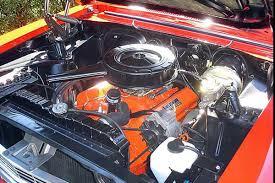 Nova Engine Options: 1967