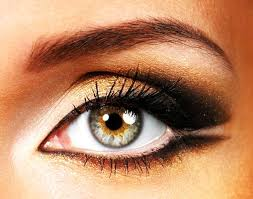 gold did you know that gold actually looks amazing with hazel eyes