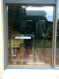pet door for glass door dog door insert for sliding glass door pet door for sliding