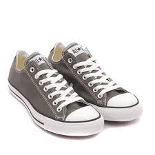converse unisex. converse unisex charcoal shoe size 3