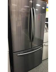 samsung black stainless fridge. BLACK STAINLESS FRENCH DOOR FRIDGE BY SAMSUNG Samsung Black Stainless Fridge N