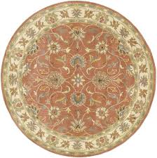 6 x 8 area rugs target round wool hand tufted traditional