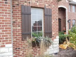 decoration manificent wooden shutters exterior wood shutters exterior