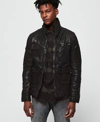 tarpit leather jacket superdry