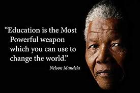 Nelson Mandela Education Quote