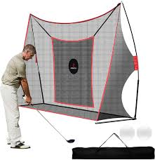 Amazon.com : FRANKTECH Golf Net Golf Hitting Net for Backyard Driving Range  Training Aids Practice Net Bundle with Chipping Hitting Target Carry Bag  Practice Golfing Indoor Outdoor Sports : Sports & Outdoors