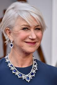 Pixie bobs meet the nape of the neck and feature plenty of layered piecey locks. The Best Haircuts For Gray Hair Stylebistro