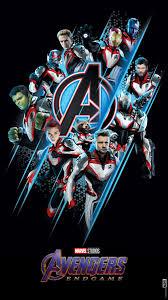 21 Avengers Endgame Cast Wallpapers On Wallpapersafari