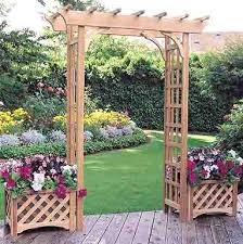 Small Picture Wonderful Arbor Garden With Lilac Vertical To Inspiration Decorating