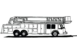 Fire Engine Coloring Pages To Print Fire Truck Coloring Pages Free A