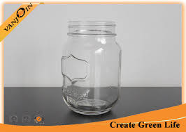 Decorative Vegetable Jars Square Decorative Eco Mason Glass Jars For Vegetables Food 43