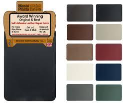mastaplasta self adhesive leather repair patch new xl 28cmx20cm choose colour first