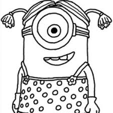 Small Picture Girl Coloring Pages Cheap Coloring Pages Minion Coloring Pages
