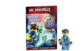Lego Ninjago. Gotowi do gry - Opracowanie zbiorowe | Książka w Sklepie  EMPIK.COM