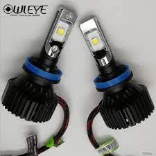 Đèn led cho ô tô xe máy chính hãng Owleye A444 Cree XHP50 - Hà Nội - Five.