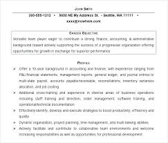 Resume Objectives For Administrative Assistants Examples Delectable Objective Resume Administrative Assistant