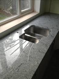 White Granite Kitchen Worktops Viscount White Granite Viscount White Granite Pinterest
