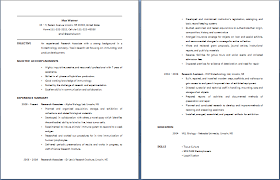 All Resumes Associates Degree Resume Free Resume Cover And
