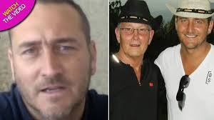 William mellor (born 3 april 1976) is an english actor, singer, and model. Will Mellor Turned To Alcohol After Tragically Losing Dad To Cancer In Lockdown Irish Mirror Online